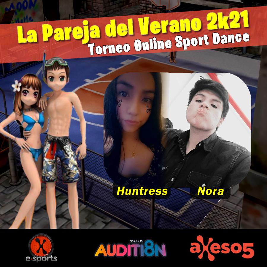 Pareja Campeona 2k21